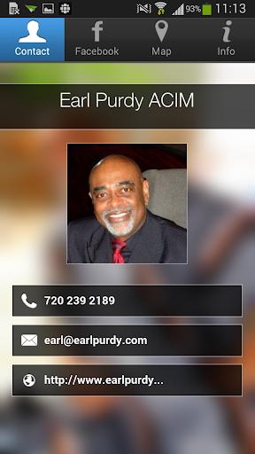 Earl Purdy ACIM