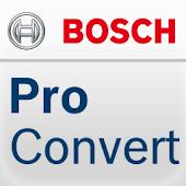 Bosch ProConvert