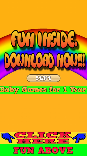 Baby Games for 1 Year