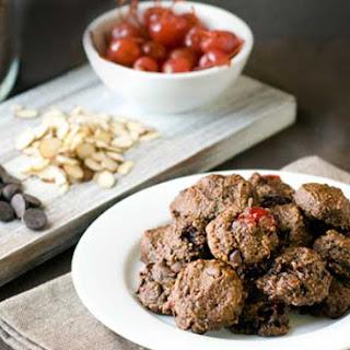 Gluten Free Black Forrest Cookies