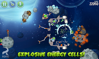 Angry Birds Space Premium Screenshot 23