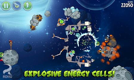 Angry Birds Space Premium Screenshot 19