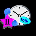 通話時間的通知 -  二 icon