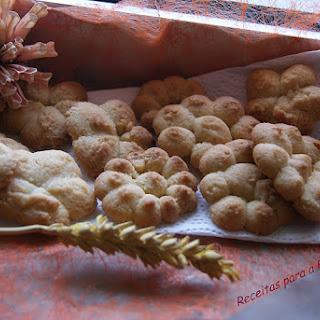Cinha's Honey Biscuits.