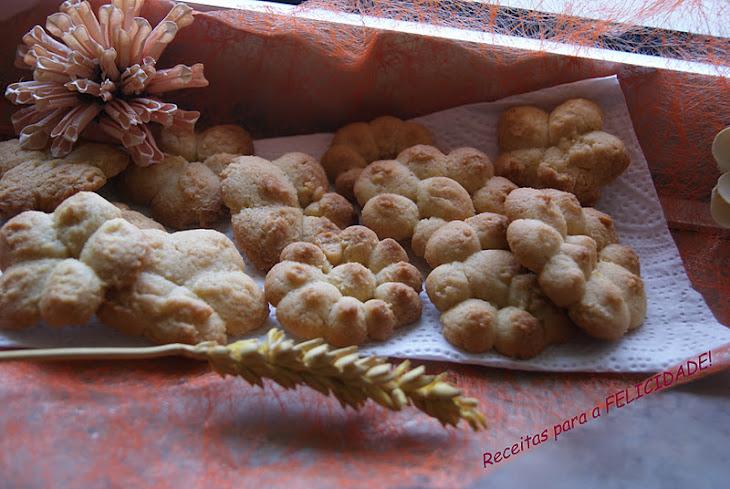 Cinha's Honey Biscuits