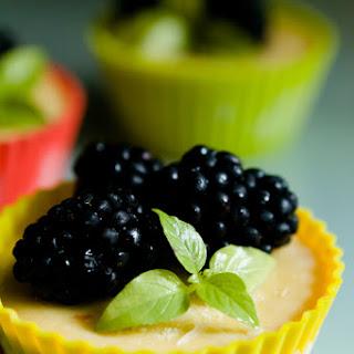 Lemon Ice Box Pie Cupcake