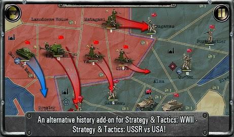 Strategy & Tactics:USSR vs USA Screenshot 11