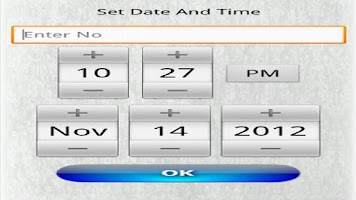 Screenshot of SMS Caster Free