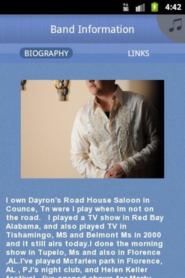 Dayron Sharp - screenshot
