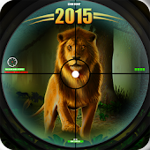 Kill the Lion 3D Hunting