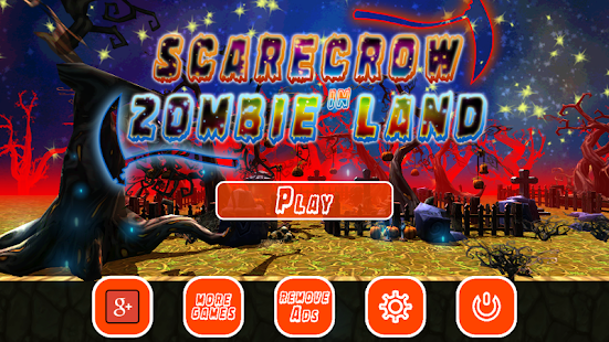 Scarecrow In Zombie Land- screenshot thumbnail