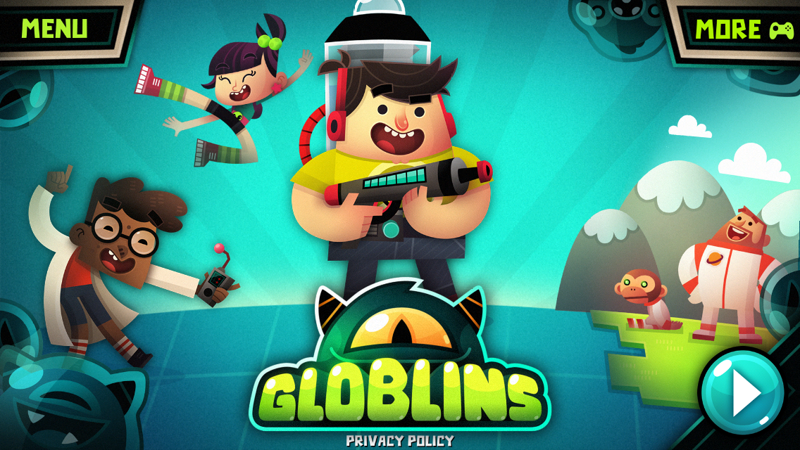 Globlins- screenshot