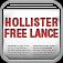 Hollister Free Lance logo