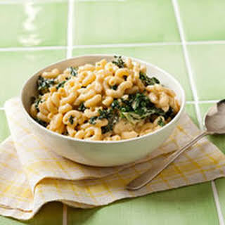 Kale Mac 'n' Cheese.