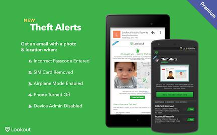 Lookout Security & Antivirus Screenshot 16