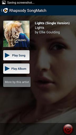 玩免費音樂APP|下載Rhapsody SongMatch app不用錢|硬是要APP