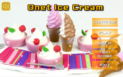 Onet Ice Cream Cool