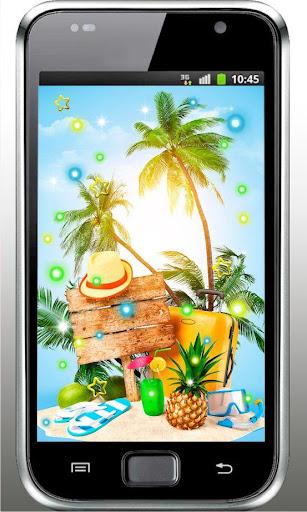 Happy Summer live wallpaper