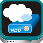 Cloud_HDD icon