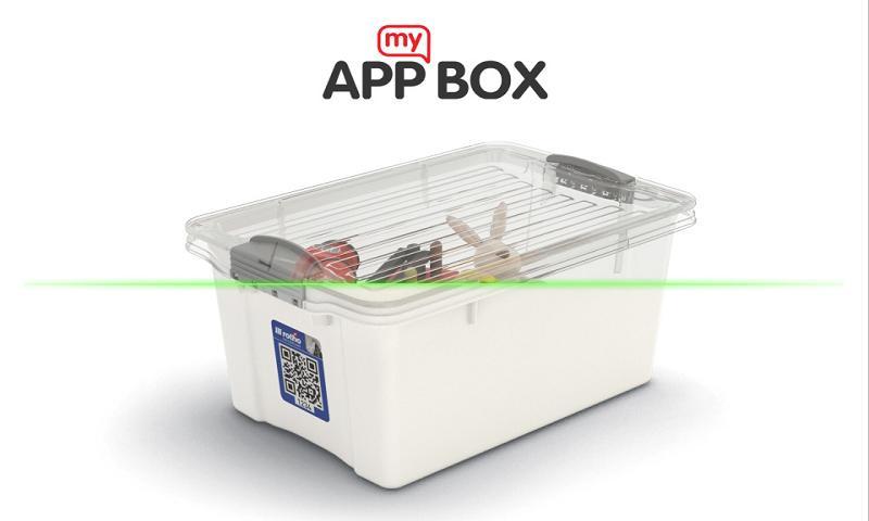 APPmyBOX – Screenshot
