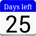 Days  Left (countdown timer) icon