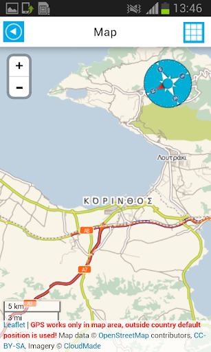 免費下載旅遊APP|그리스 오프라인 도로지도 가이드날씨, 뉴스 app開箱文|APP開箱王