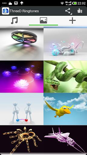 【免費音樂App】ThreeD鈴聲-APP點子