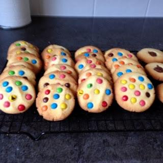 Best Ever Vanilla Biscuits