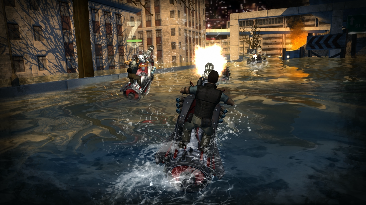 Hydro Storm 2- screenshot