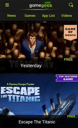 最好的免费游戏