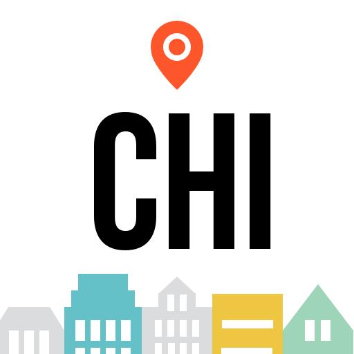 芝加哥 城市指南(地圖,餐廳,酒店,旅館,購物) LOGO-APP點子