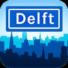 Straatnamen van Delft icon