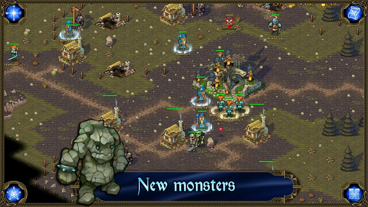 Majesty: Northern Expansion screenshot #16