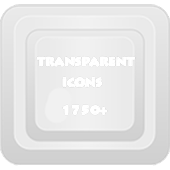 TRANSPARENT ICONS APEX/NOVA/GO