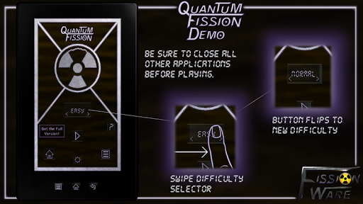 Quantum Fission Demo