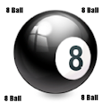 The Magic EightBall App logo