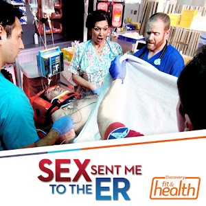 Sex sent me to the er