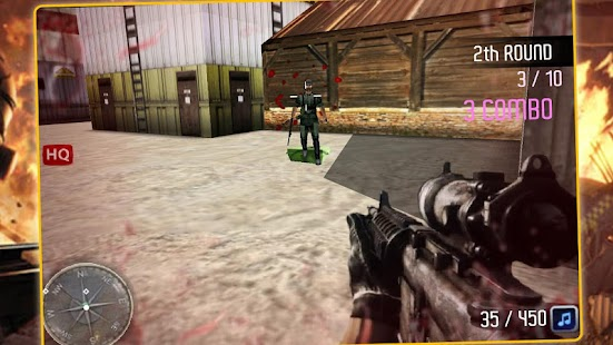 Warzone 3D - Killing Shooter