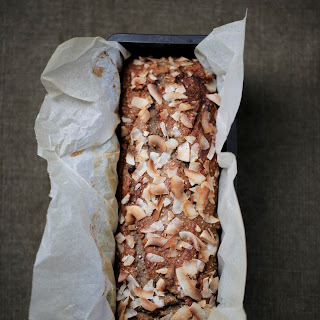 Banana + Coconut Bread