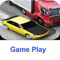 hile traffic racer para icon