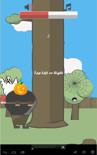 Halloween Timberchop
