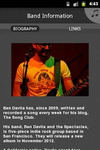 Ben Davila and the Spectacles - screenshot thumbnail