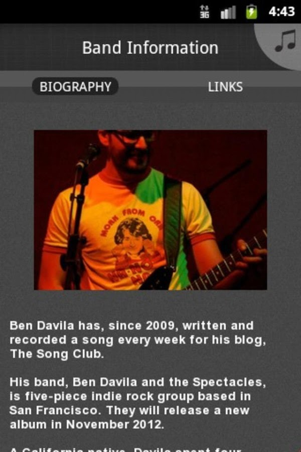 Ben Davila and the Spectacles - screenshot