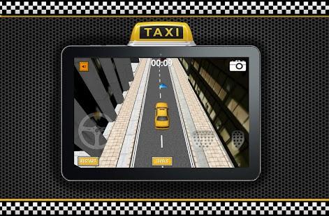 城市出租車停車場模擬器