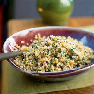 Fruited Israeli Couscous.