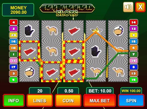 【免費紙牌App】Taj Mahal 777-Free Slots-APP點子