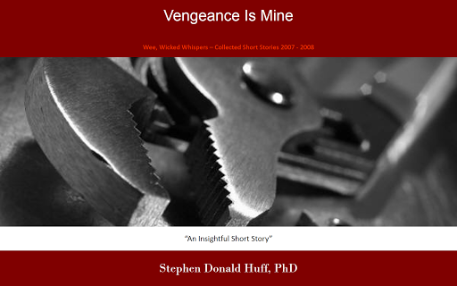 【免費解謎App】Vengeance Is Mine AF-APP點子