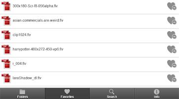 Screenshot of FLV HD MP4 Video Player