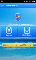 Screenshot of Total Blocker