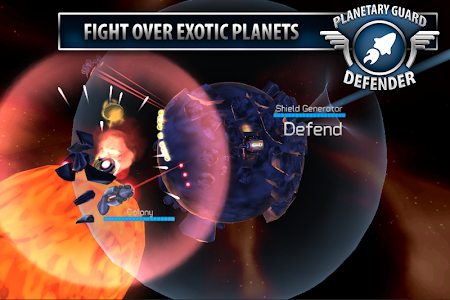 Planetary Guard:Defender v1.1.0